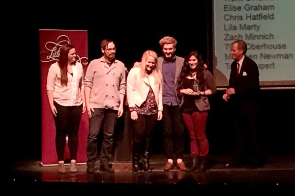 BGSUGD Students win 2015 Addy