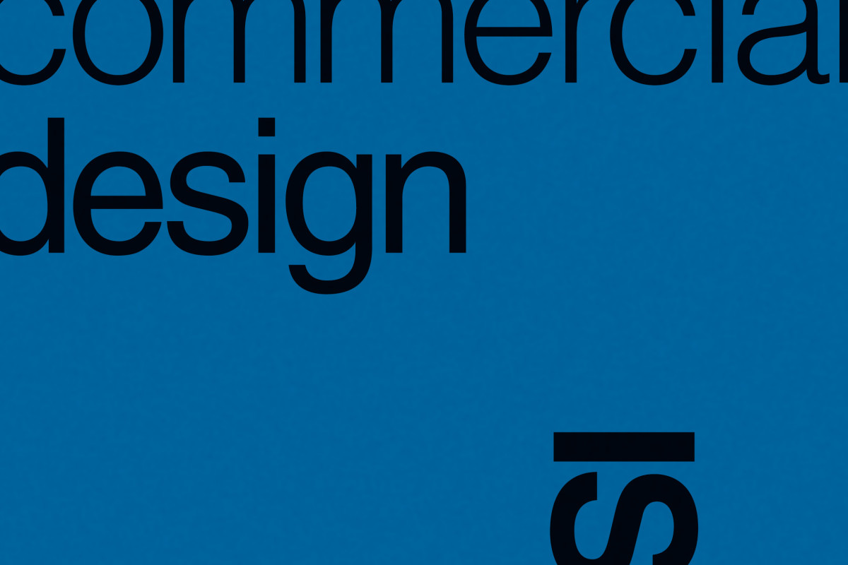 Commercial Design Is