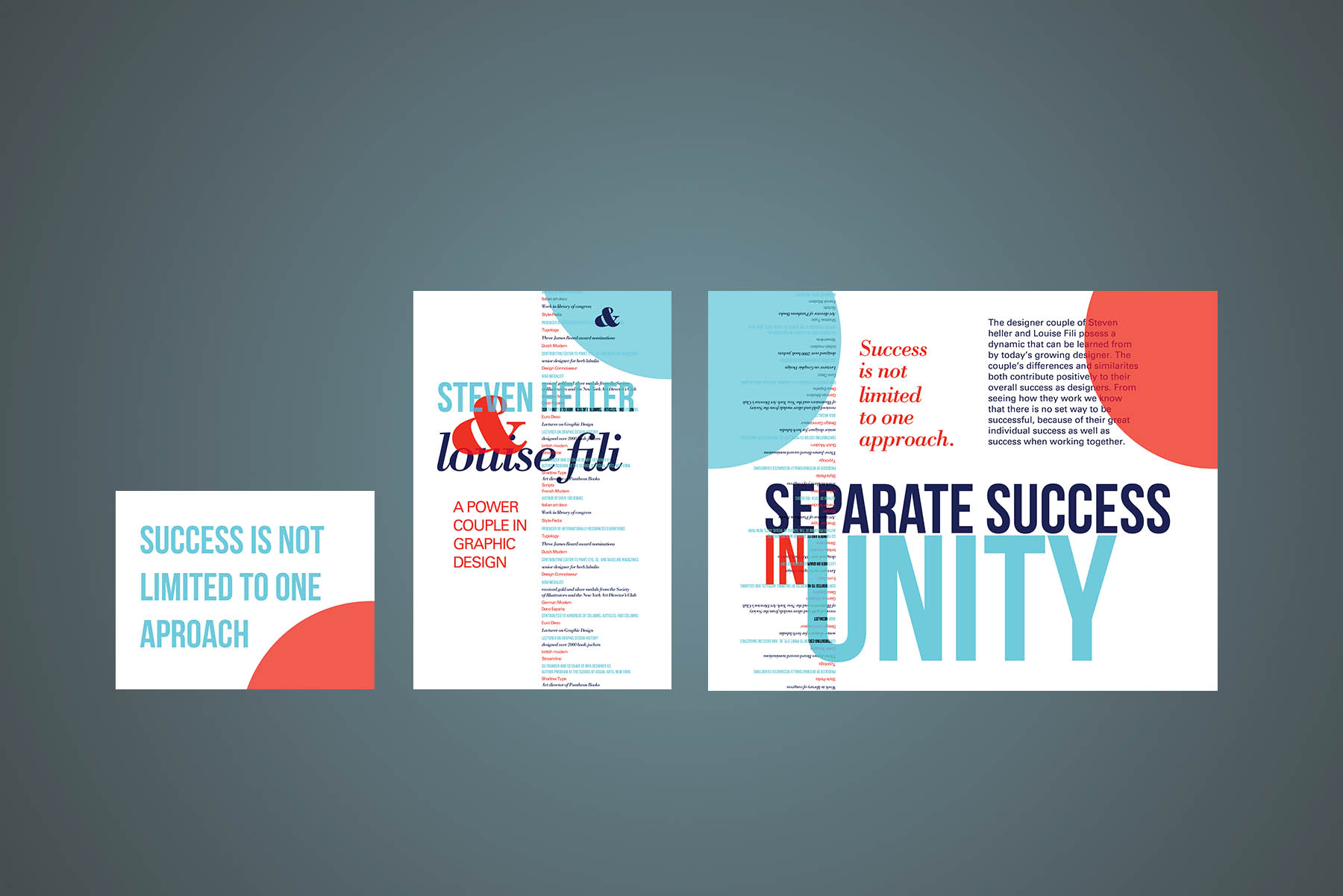 Separate Success in Unity