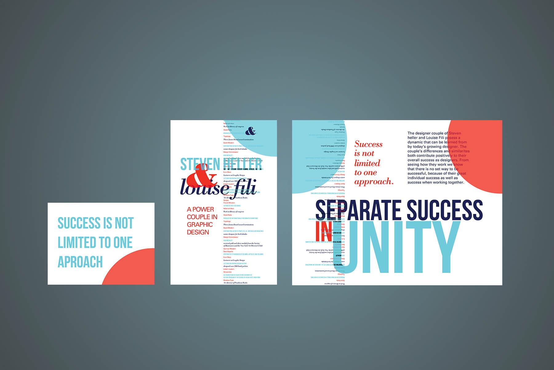 Separate Success in Unity