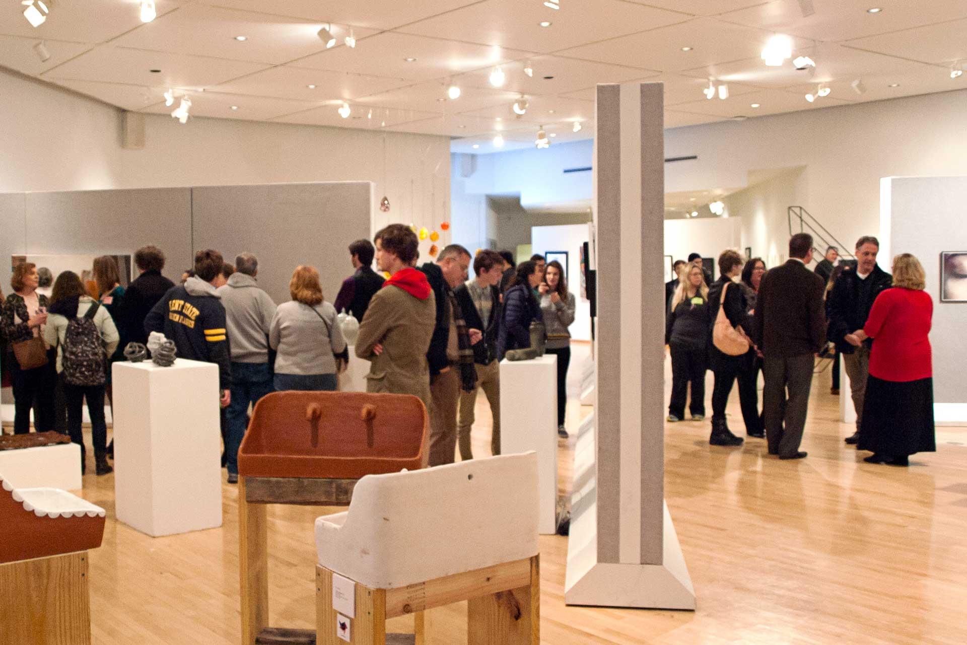 BGSU 2015 Art & Design Undergraduate Exhibition