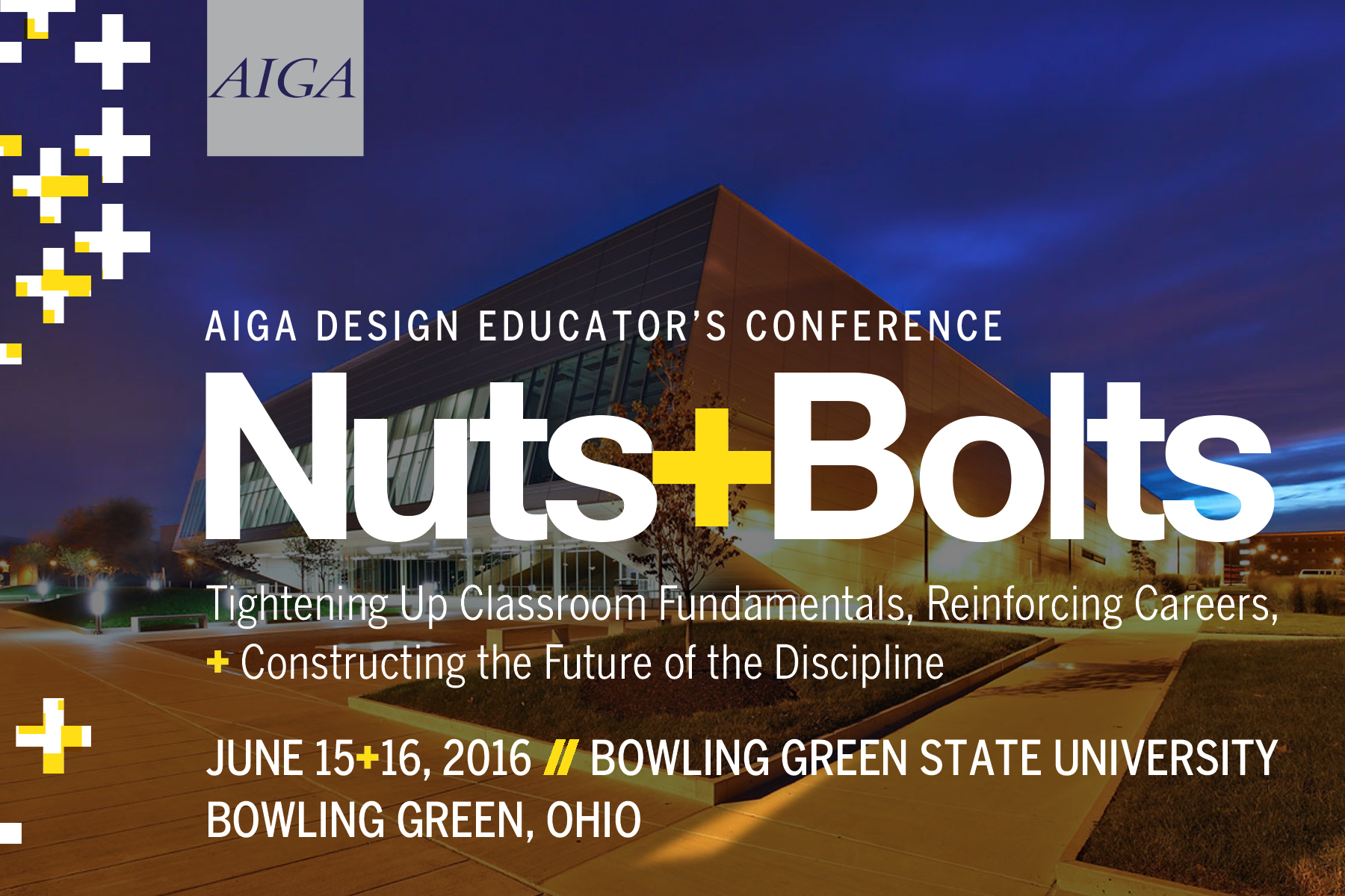 Nuts+Bolts AIGA Design Educator's Conference