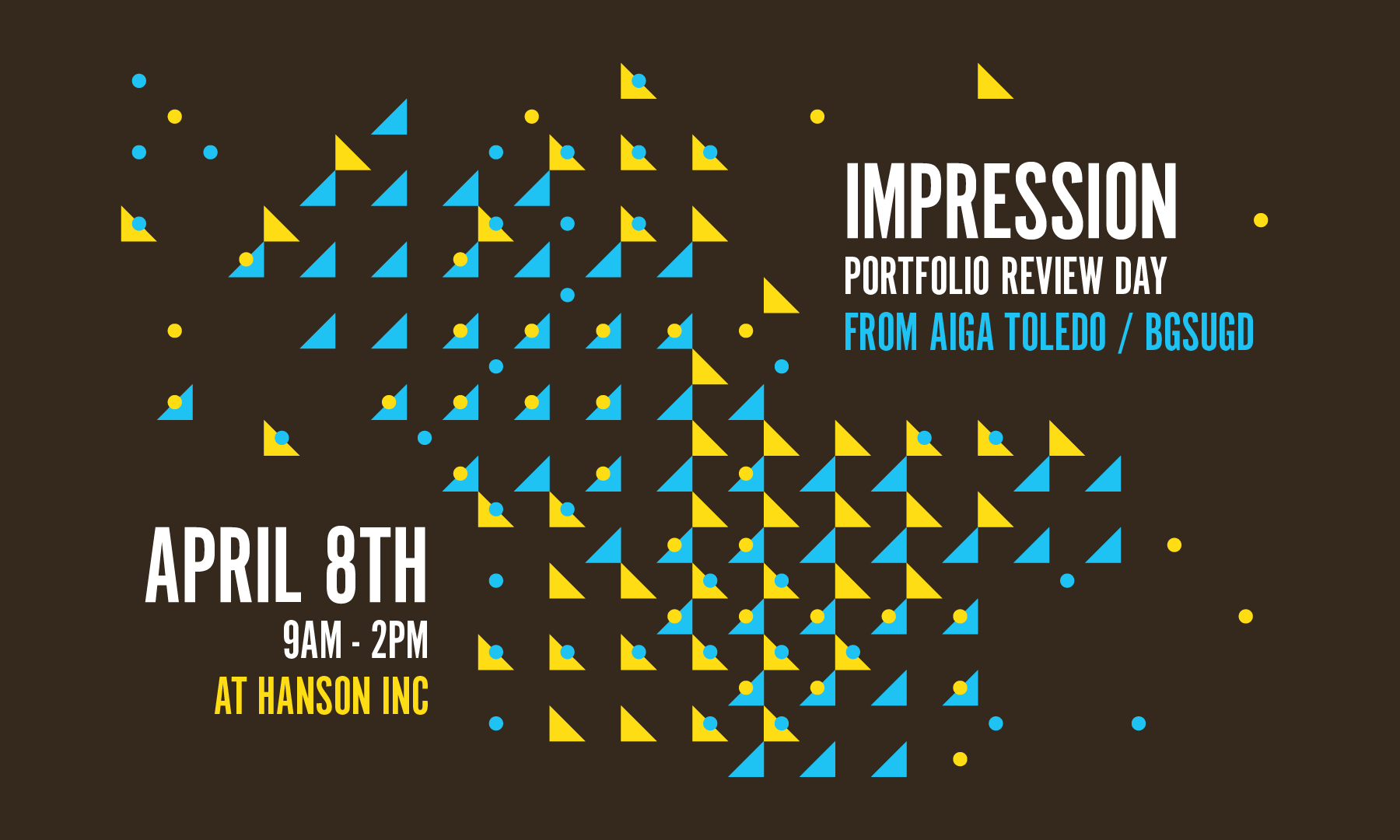 Impression. 2017 Portfolio Review Day