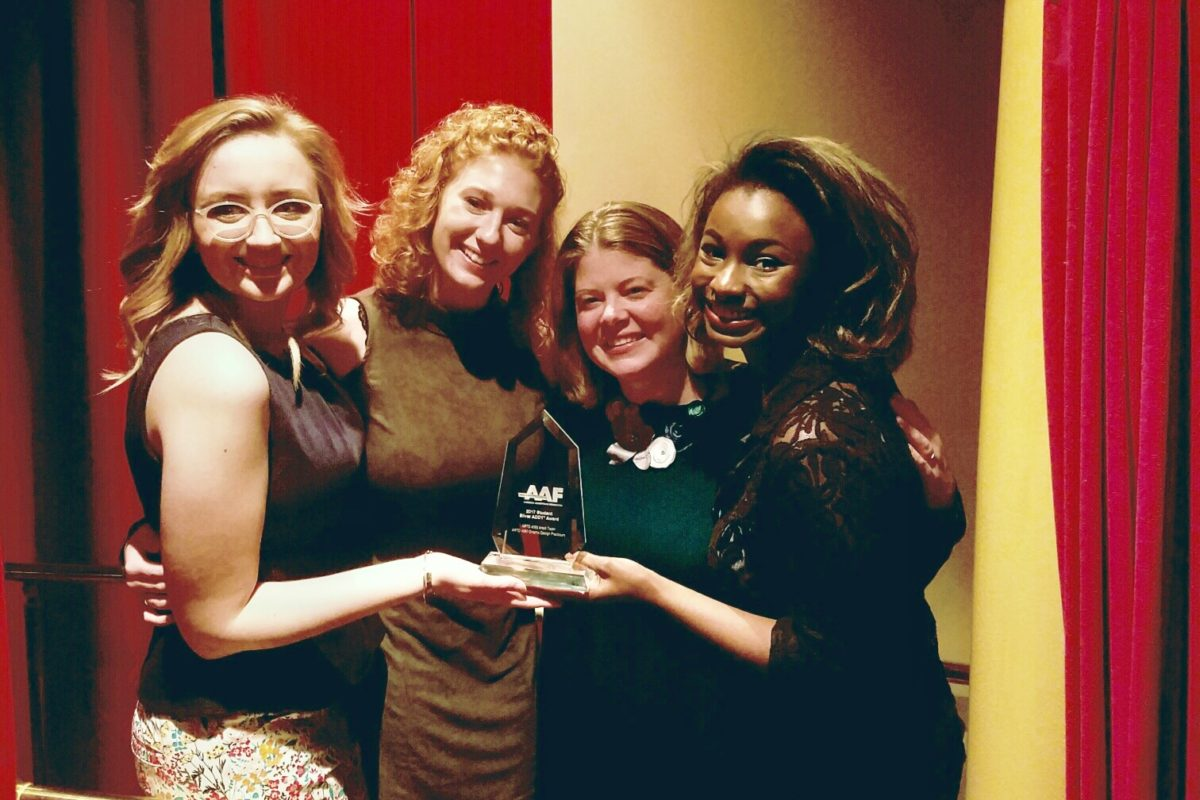 Success at 2017 ADDYs for BGSUGD
