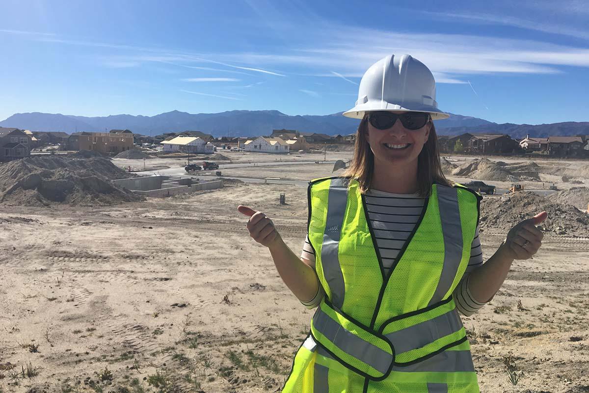 Alumni Update: Interview with Danielle Sendi