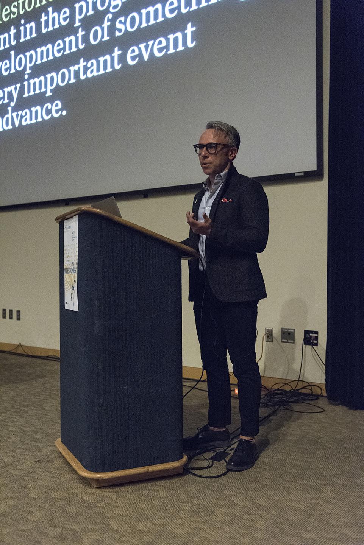 Recap: Steven Rank Alumni Talk