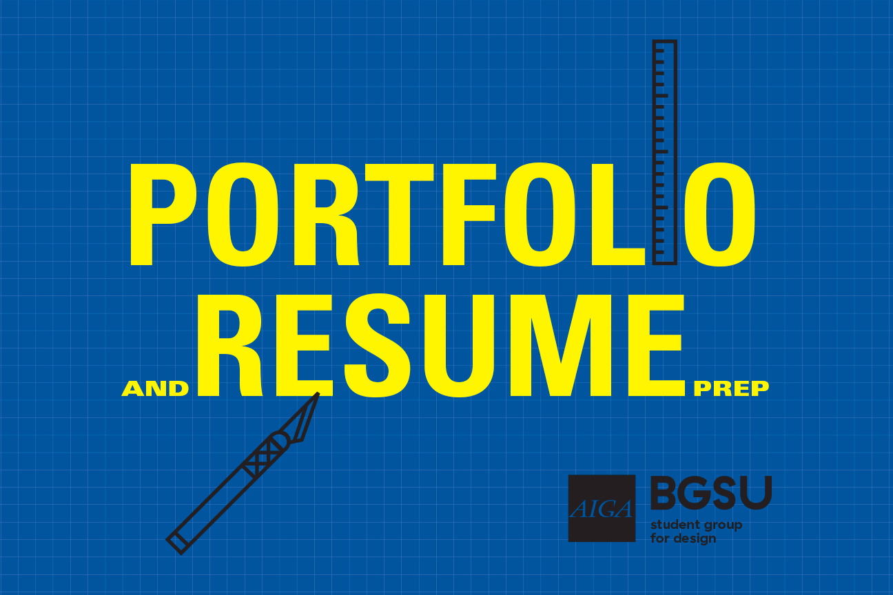 Portfolio and Resume Prep