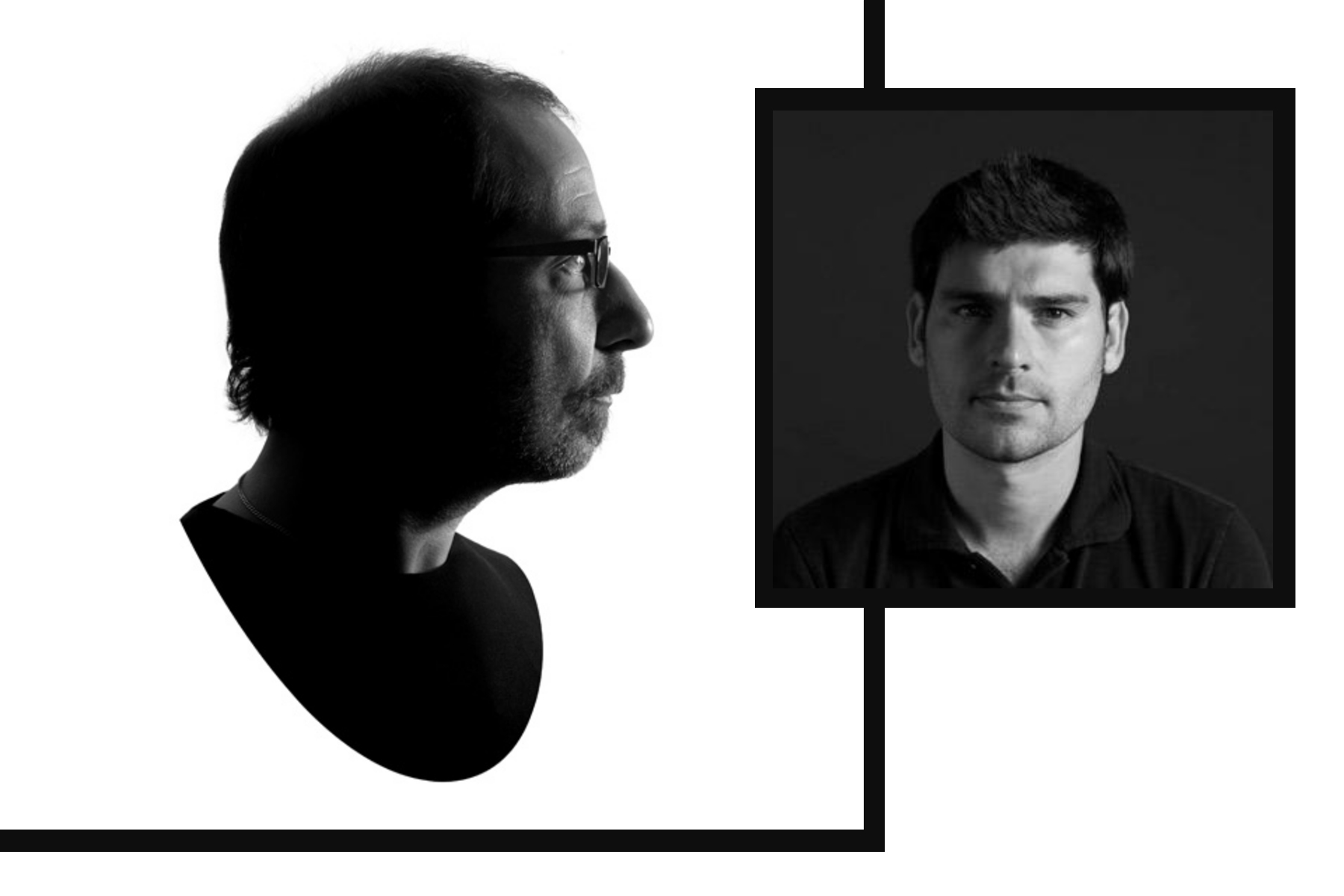 Designer Rick Valicenti ('73) + Architect Iker Gil