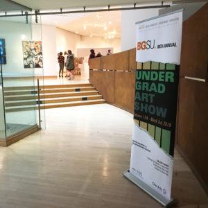 2019 Undergraduate Art Show