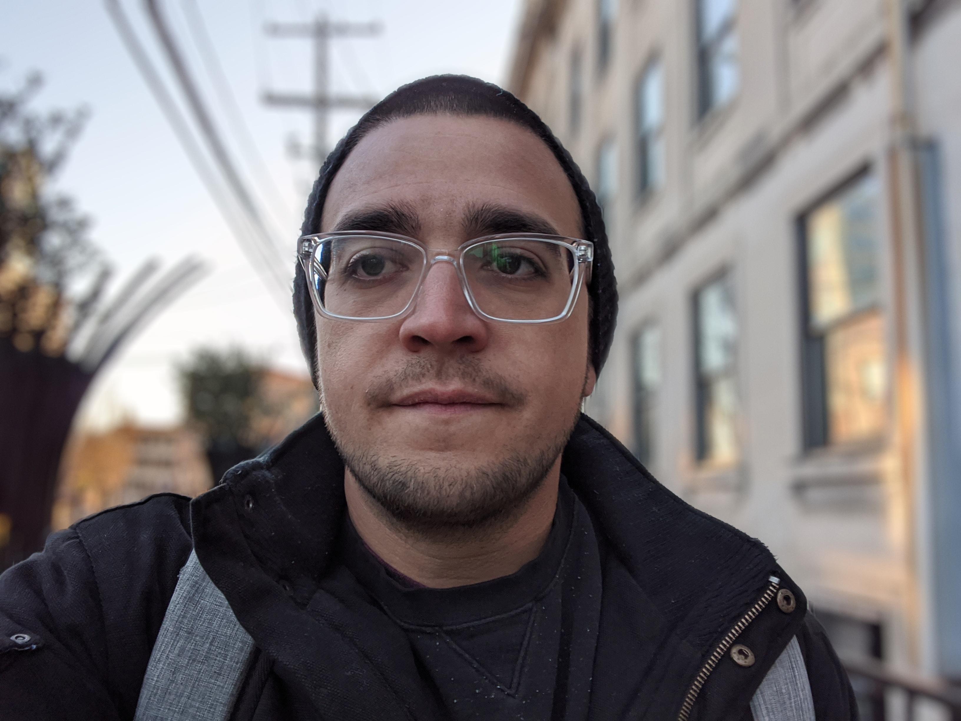 Alumni Update: Interview with Andrew Hernandez