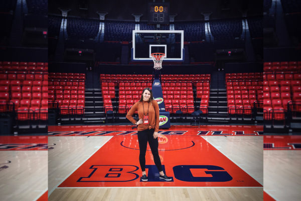 Alumni Update: Interview with Paige Apkarian