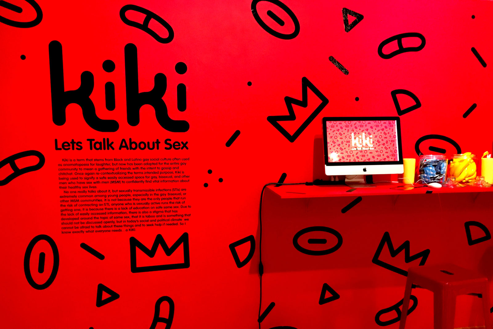 Kiki: Let's Talk About Sex