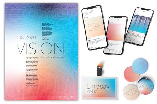 Recap: VISION :: BGSUGD Portfolio Review Event