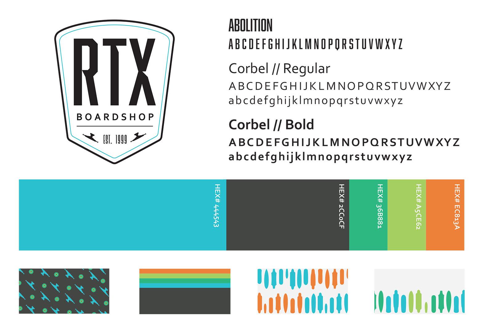 RTX Rebrand & Boards