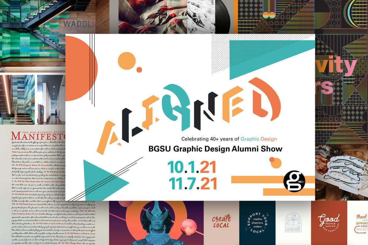 ALIGNED :: 40+ Years of Graphic Design at BGSU