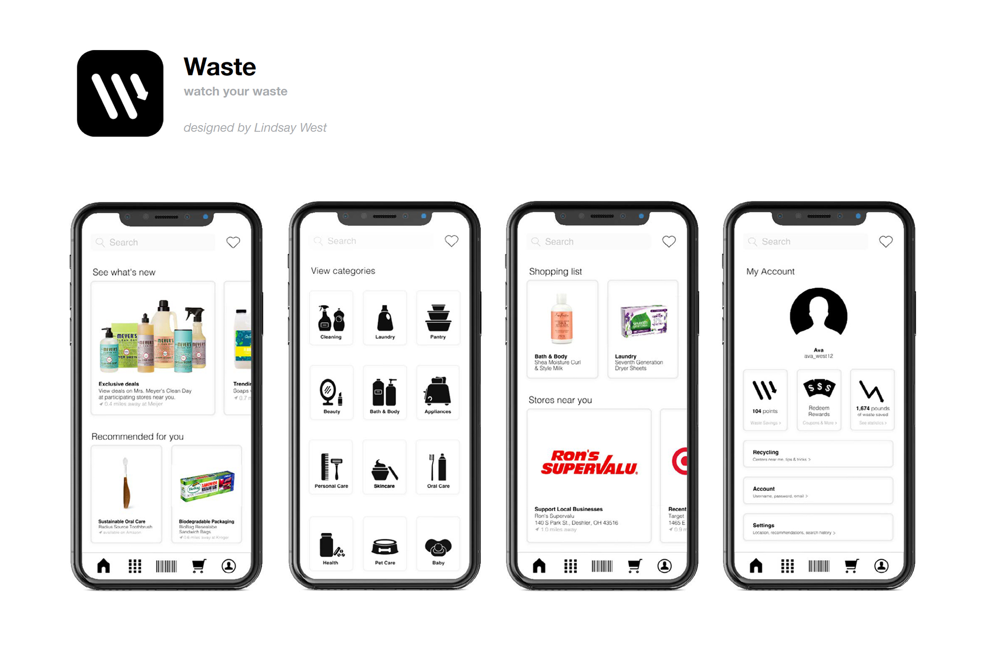 Watch Your Waste App